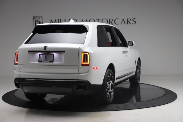 New 2021 Rolls-Royce Cullinan Black Badge for sale Call for price at Maserati of Greenwich in Greenwich CT 06830 8