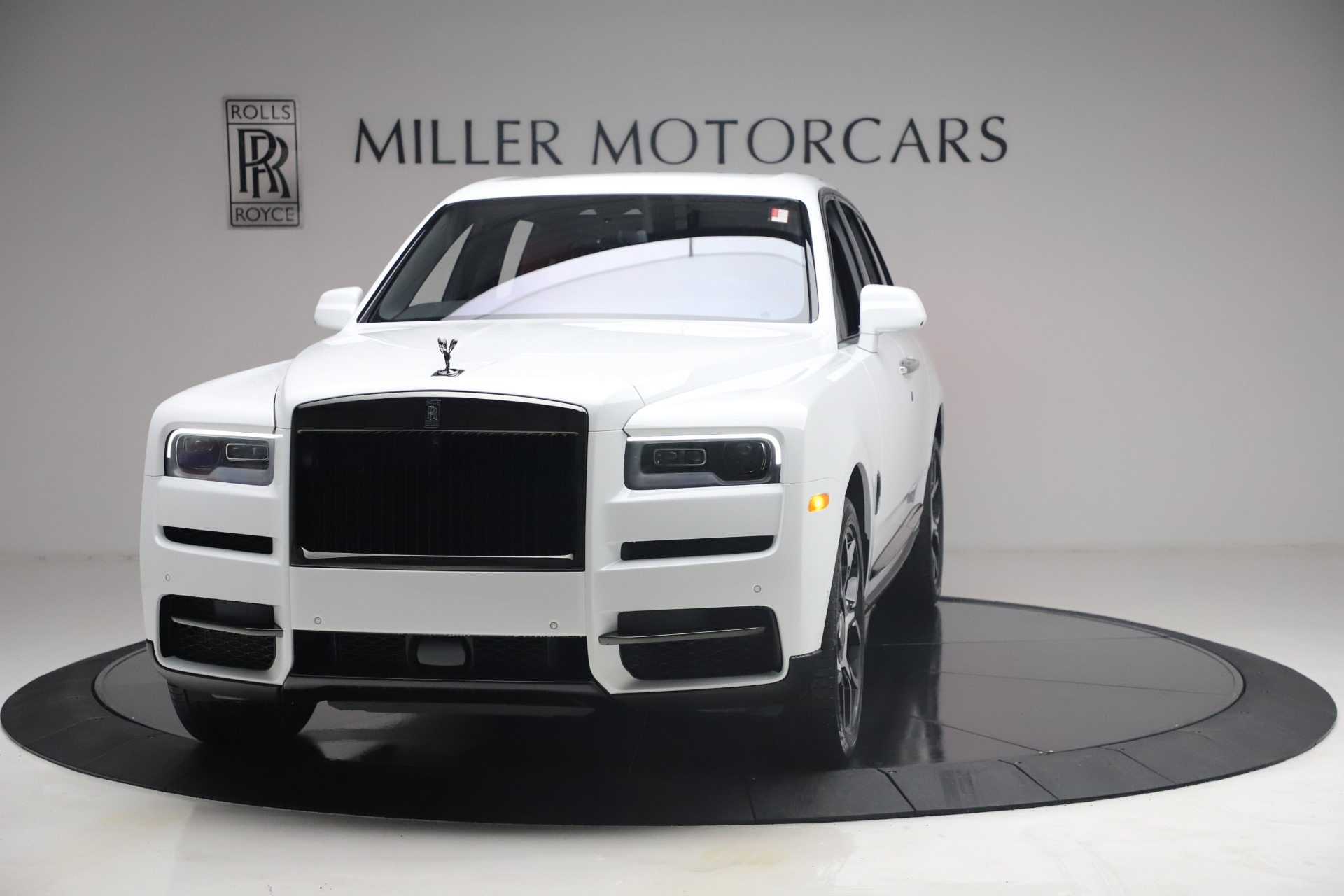 New 2021 Rolls-Royce Cullinan Black Badge for sale Call for price at Maserati of Greenwich in Greenwich CT 06830 1