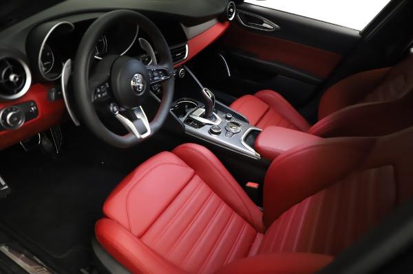 New 2021 Alfa Romeo Giulia Ti Sport for sale $54,050 at Maserati of Greenwich in Greenwich CT 06830 12