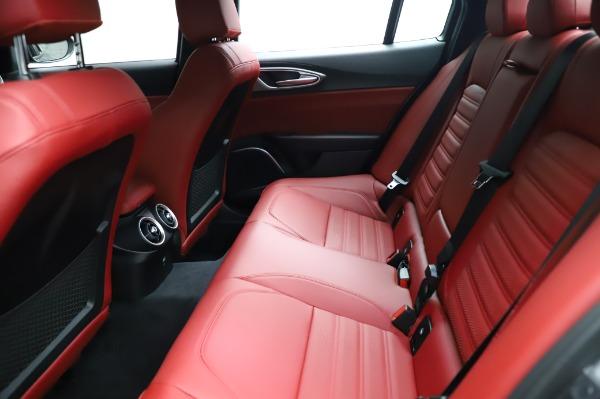 New 2021 Alfa Romeo Giulia Ti Sport for sale $54,050 at Maserati of Greenwich in Greenwich CT 06830 18