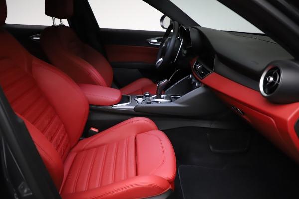 New 2021 Alfa Romeo Giulia Ti Sport for sale $54,050 at Maserati of Greenwich in Greenwich CT 06830 22