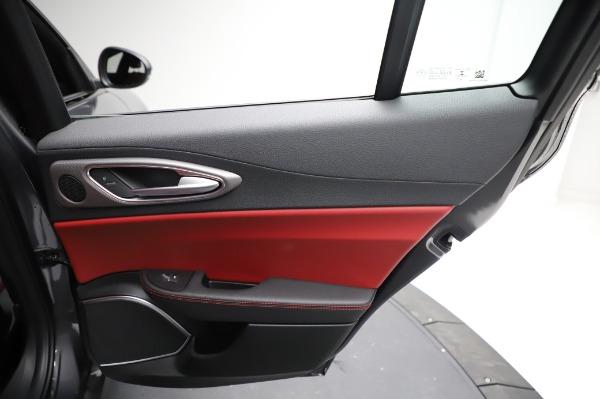 New 2021 Alfa Romeo Giulia Ti Sport for sale $54,050 at Maserati of Greenwich in Greenwich CT 06830 25
