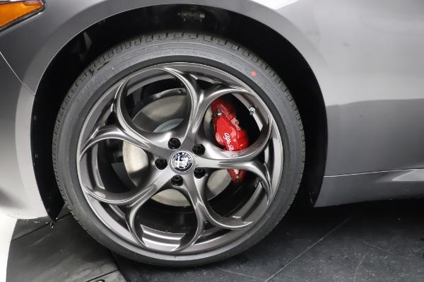 New 2021 Alfa Romeo Giulia Ti Sport for sale $54,050 at Maserati of Greenwich in Greenwich CT 06830 26