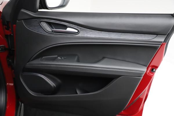 New 2021 Alfa Romeo Stelvio Sprint for sale $50,535 at Maserati of Greenwich in Greenwich CT 06830 23