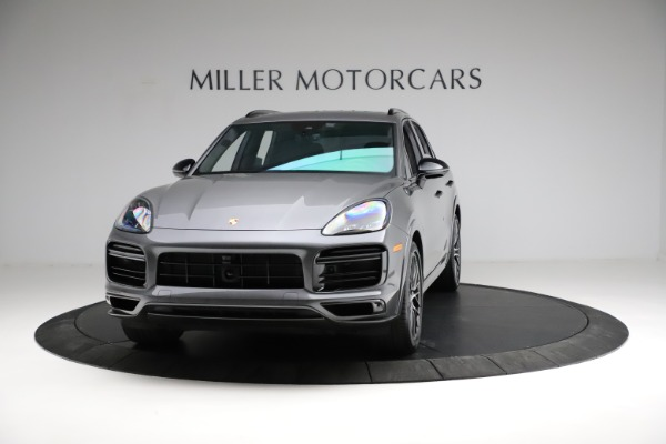 Used 2020 Porsche Cayenne Turbo for sale $145,900 at Maserati of Greenwich in Greenwich CT 06830 1
