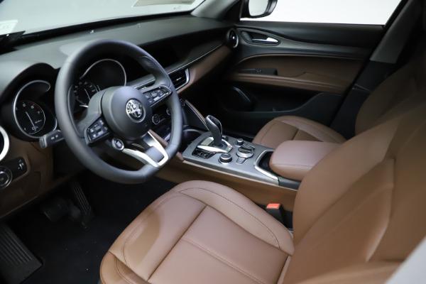 New 2021 Alfa Romeo Stelvio Ti for sale $53,650 at Maserati of Greenwich in Greenwich CT 06830 14
