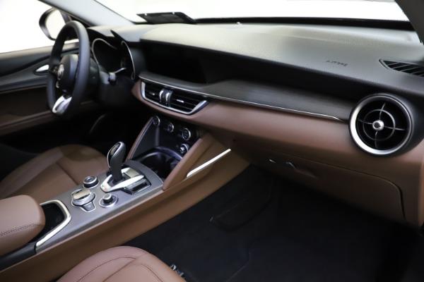 New 2021 Alfa Romeo Stelvio Ti for sale $53,650 at Maserati of Greenwich in Greenwich CT 06830 22