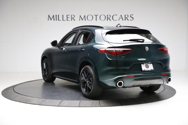 New 2021 Alfa Romeo Stelvio Ti for sale $53,650 at Maserati of Greenwich in Greenwich CT 06830 5