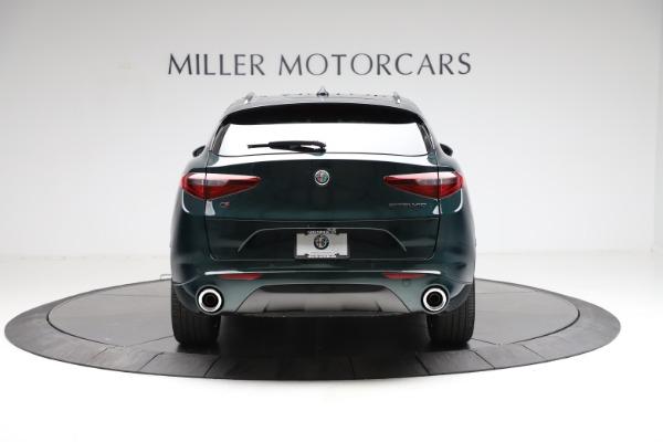 New 2021 Alfa Romeo Stelvio Ti for sale $53,650 at Maserati of Greenwich in Greenwich CT 06830 6