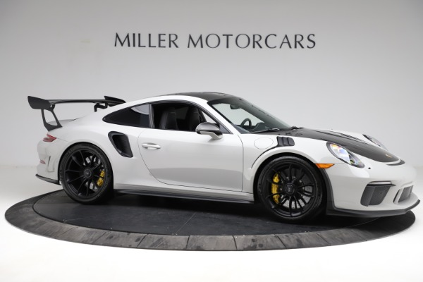 Used 2019 Porsche 911 GT3 RS for sale $249,900 at Maserati of Greenwich in Greenwich CT 06830 10