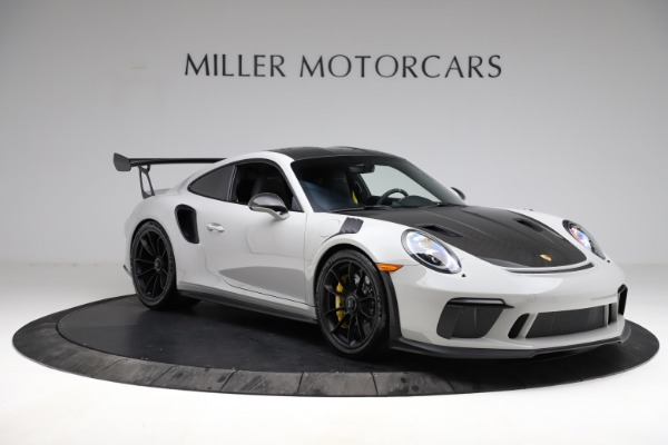 Used 2019 Porsche 911 GT3 RS for sale $249,900 at Maserati of Greenwich in Greenwich CT 06830 11