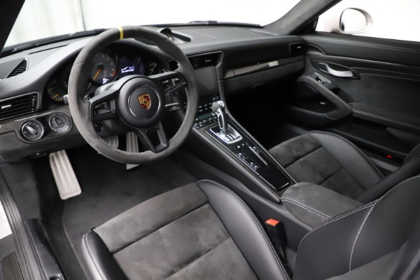 Used 2019 Porsche 911 GT3 RS for sale $249,900 at Maserati of Greenwich in Greenwich CT 06830 13