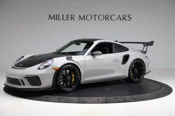 Used 2019 Porsche 911 GT3 RS for sale $249,900 at Maserati of Greenwich in Greenwich CT 06830 2
