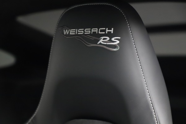 Used 2019 Porsche 911 GT3 RS for sale $249,900 at Maserati of Greenwich in Greenwich CT 06830 20