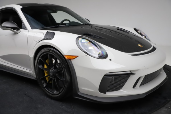Used 2019 Porsche 911 GT3 RS for sale $249,900 at Maserati of Greenwich in Greenwich CT 06830 23