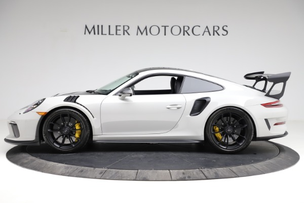 Used 2019 Porsche 911 GT3 RS for sale $249,900 at Maserati of Greenwich in Greenwich CT 06830 3