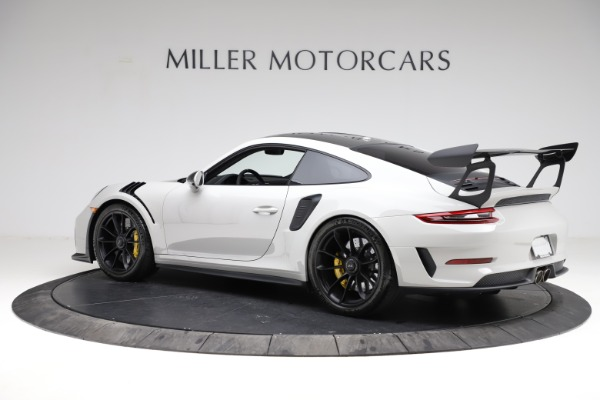 Used 2019 Porsche 911 GT3 RS for sale $249,900 at Maserati of Greenwich in Greenwich CT 06830 4