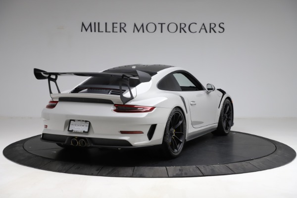 Used 2019 Porsche 911 GT3 RS for sale $249,900 at Maserati of Greenwich in Greenwich CT 06830 7