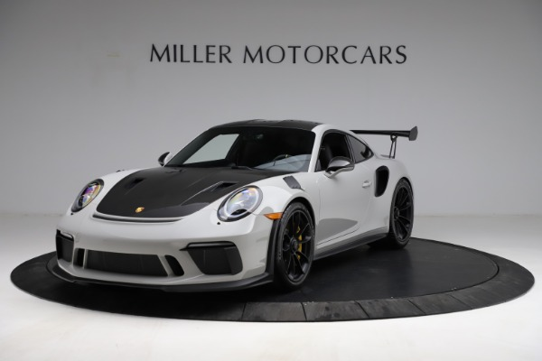 Used 2019 Porsche 911 GT3 RS for sale $249,900 at Maserati of Greenwich in Greenwich CT 06830 1