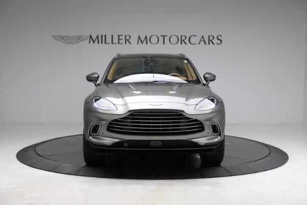 New 2021 Aston Martin DBX for sale $211,486 at Maserati of Greenwich in Greenwich CT 06830 11
