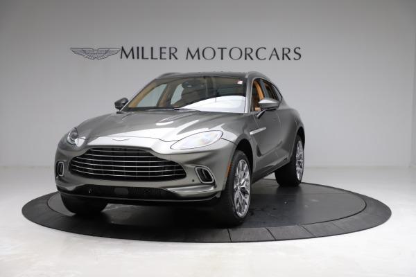 New 2021 Aston Martin DBX for sale $211,486 at Maserati of Greenwich in Greenwich CT 06830 12