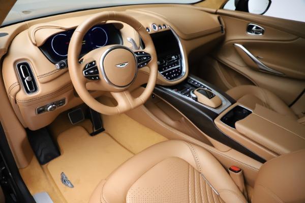 New 2021 Aston Martin DBX for sale $211,486 at Maserati of Greenwich in Greenwich CT 06830 13