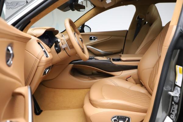 New 2021 Aston Martin DBX for sale $211,486 at Maserati of Greenwich in Greenwich CT 06830 14