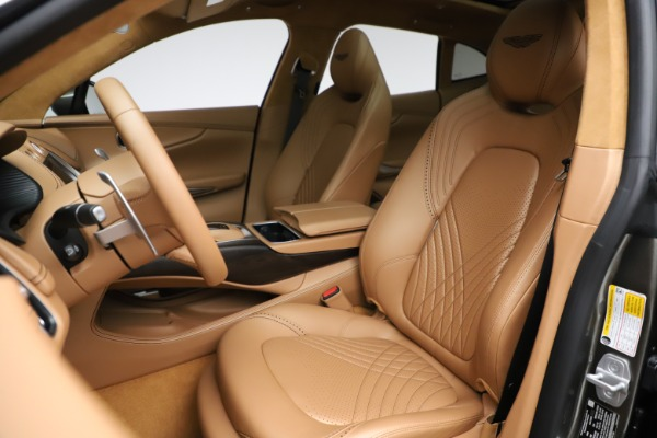 New 2021 Aston Martin DBX for sale $211,486 at Maserati of Greenwich in Greenwich CT 06830 15