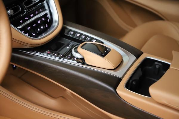 New 2021 Aston Martin DBX for sale $211,486 at Maserati of Greenwich in Greenwich CT 06830 17