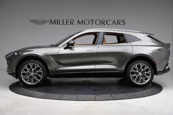 New 2021 Aston Martin DBX for sale $211,486 at Maserati of Greenwich in Greenwich CT 06830 2