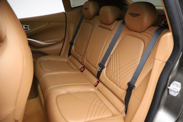 New 2021 Aston Martin DBX for sale $211,486 at Maserati of Greenwich in Greenwich CT 06830 20