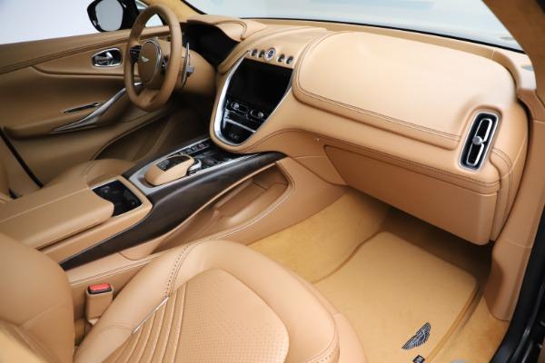 New 2021 Aston Martin DBX for sale $211,486 at Maserati of Greenwich in Greenwich CT 06830 22