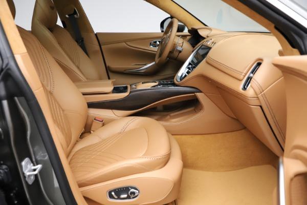 New 2021 Aston Martin DBX for sale $211,486 at Maserati of Greenwich in Greenwich CT 06830 23