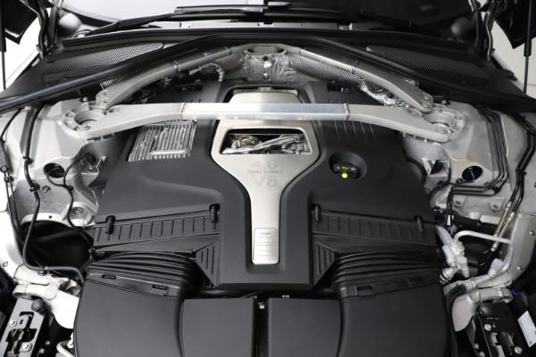 New 2021 Aston Martin DBX for sale $211,486 at Maserati of Greenwich in Greenwich CT 06830 26