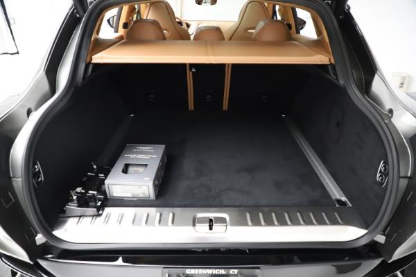 New 2021 Aston Martin DBX for sale $211,486 at Maserati of Greenwich in Greenwich CT 06830 27