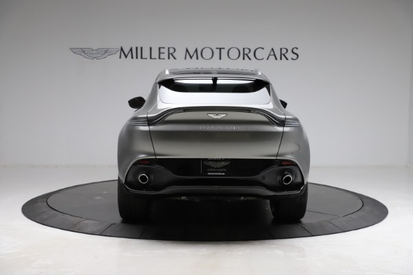 New 2021 Aston Martin DBX for sale $211,486 at Maserati of Greenwich in Greenwich CT 06830 5