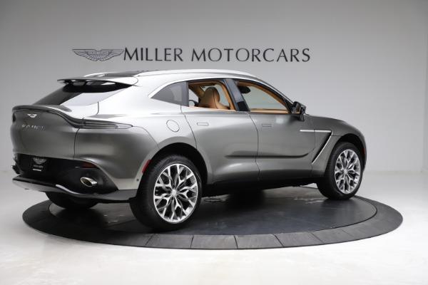 New 2021 Aston Martin DBX for sale $211,486 at Maserati of Greenwich in Greenwich CT 06830 7