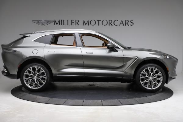 New 2021 Aston Martin DBX for sale $211,486 at Maserati of Greenwich in Greenwich CT 06830 8
