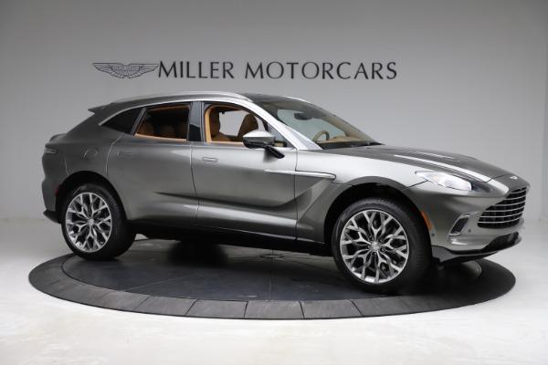 New 2021 Aston Martin DBX for sale $211,486 at Maserati of Greenwich in Greenwich CT 06830 9