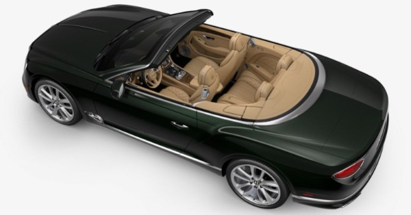 New 2021 Bentley Continental GT W12 for sale Call for price at Maserati of Greenwich in Greenwich CT 06830 4