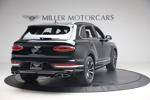 New 2021 Bentley Bentayga Hybrid for sale Call for price at Maserati of Greenwich in Greenwich CT 06830 6