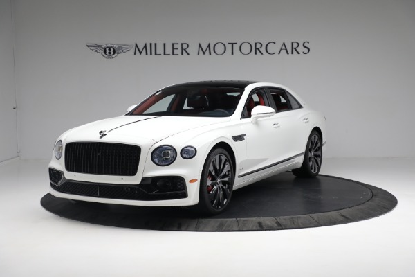 New 2021 Bentley Flying Spur W12 First Edition for sale Call for price at Maserati of Greenwich in Greenwich CT 06830 2