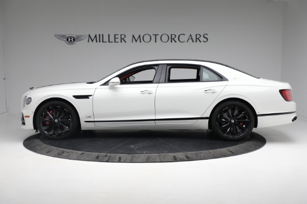 New 2021 Bentley Flying Spur W12 First Edition for sale Call for price at Maserati of Greenwich in Greenwich CT 06830 3