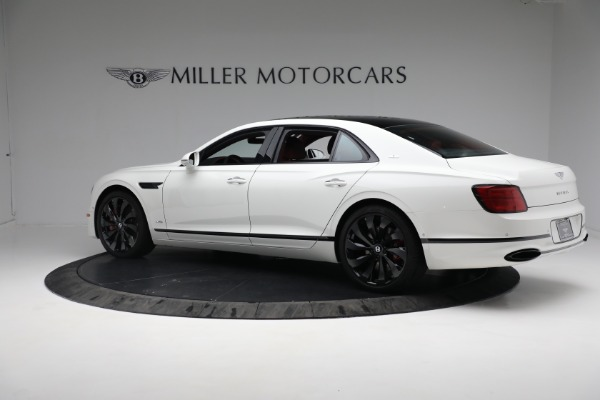 New 2021 Bentley Flying Spur W12 First Edition for sale Call for price at Maserati of Greenwich in Greenwich CT 06830 4