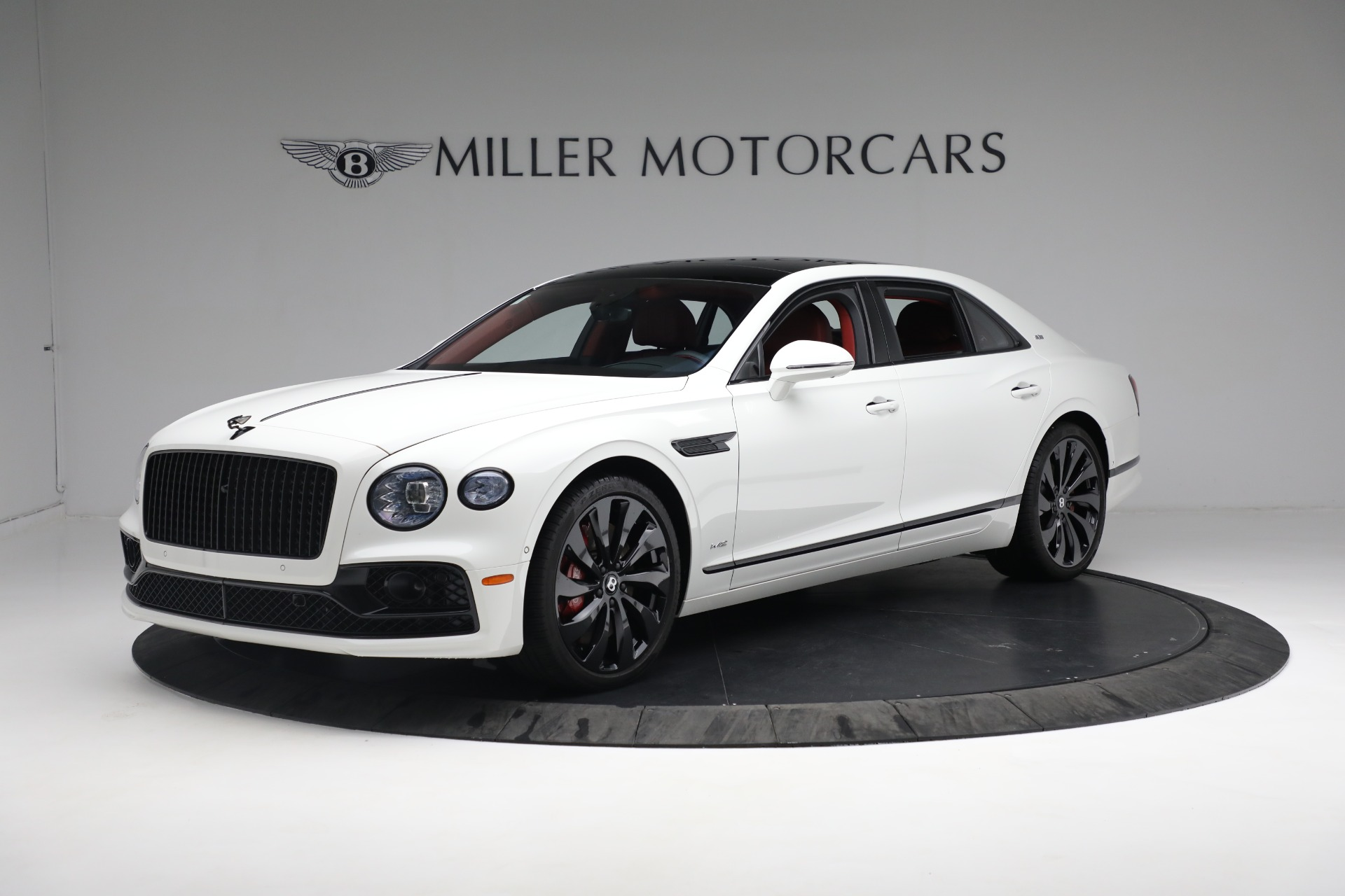 New 2021 Bentley Flying Spur W12 First Edition for sale Call for price at Maserati of Greenwich in Greenwich CT 06830 1