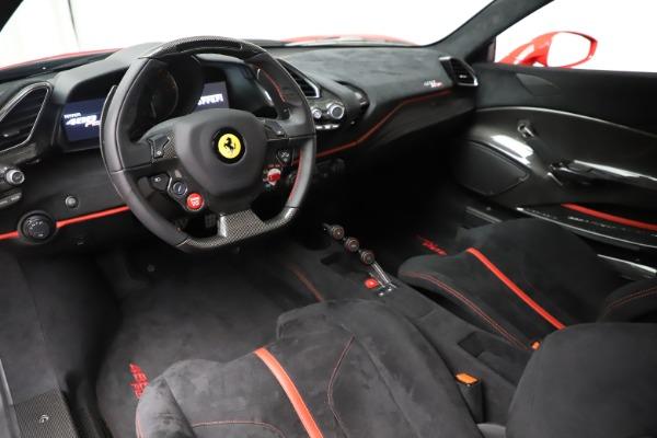 Used 2020 Ferrari 488 Pista for sale Call for price at Maserati of Greenwich in Greenwich CT 06830 13