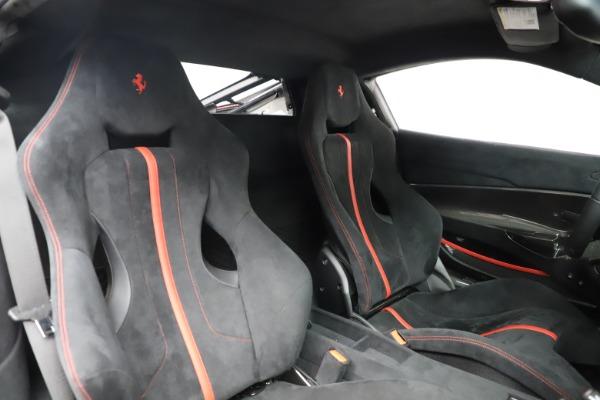 Used 2020 Ferrari 488 Pista for sale Call for price at Maserati of Greenwich in Greenwich CT 06830 19
