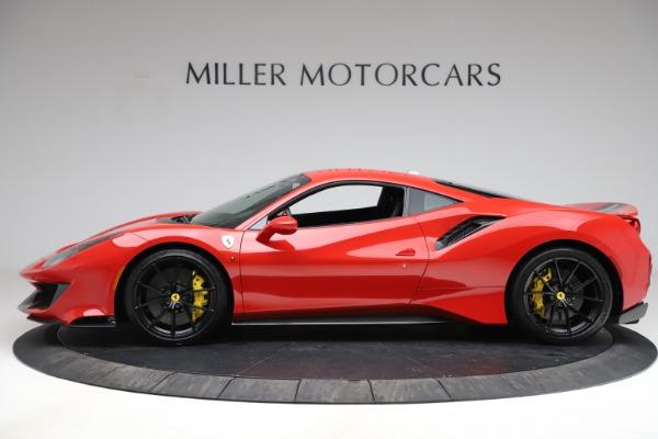 Used 2020 Ferrari 488 Pista for sale Call for price at Maserati of Greenwich in Greenwich CT 06830 3