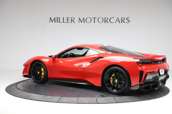 Used 2020 Ferrari 488 Pista for sale Call for price at Maserati of Greenwich in Greenwich CT 06830 4