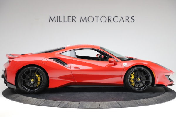 Used 2020 Ferrari 488 Pista for sale Call for price at Maserati of Greenwich in Greenwich CT 06830 9